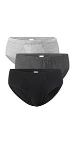 Banunos 3 pack mens briefs underwear