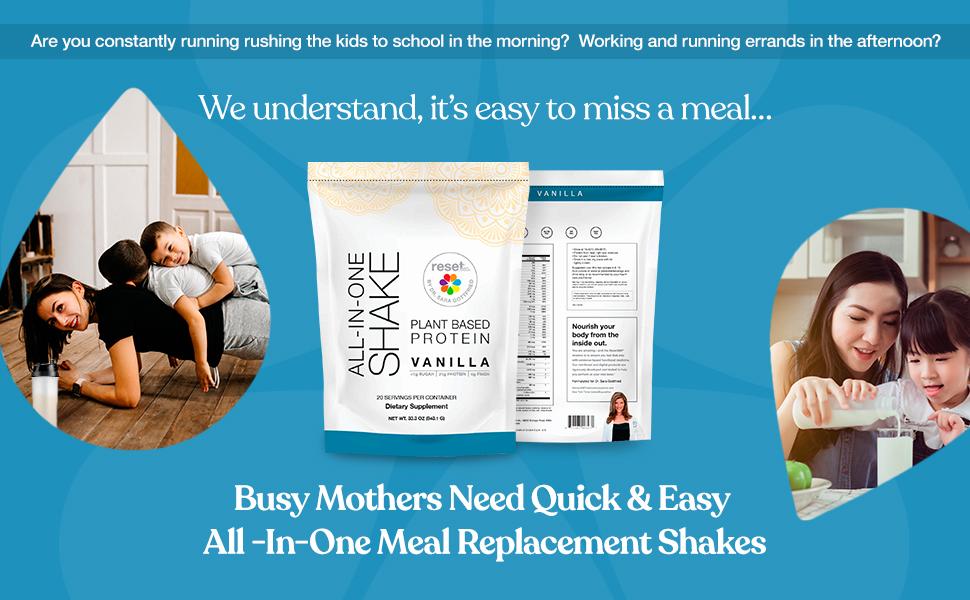 reset testsúlycsökkentés shake reviews)