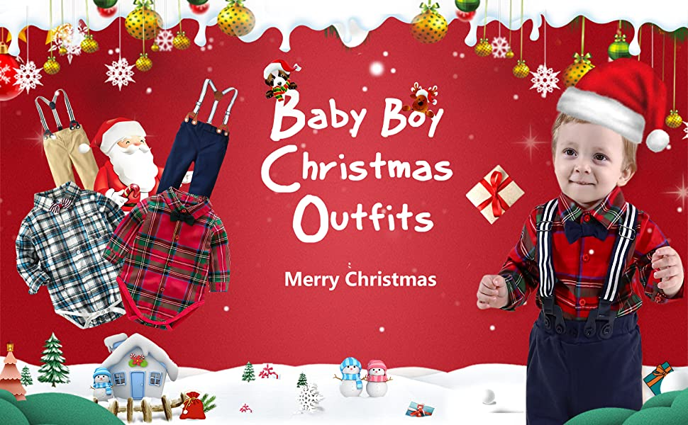 infant boy outfit