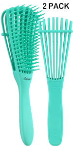 detangling brush comb