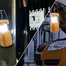 lanterns battery powered led emergency lights for home power failure camping lantern camping lights