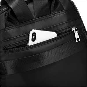 Backpack for Women Waterproof Fashion Rucksack Purse Ladies Crossbody Shoulder Bags