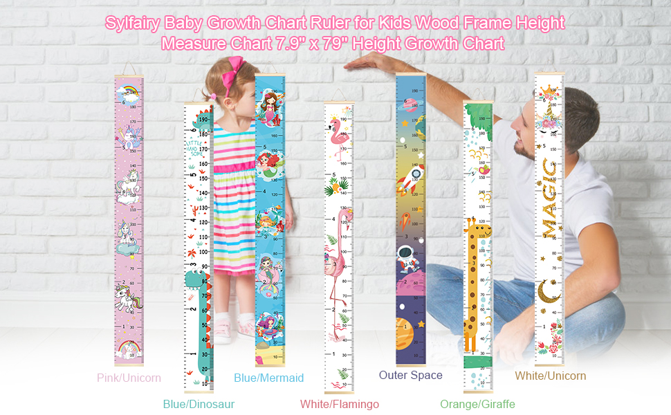 Unicorn Flower Growth Chart