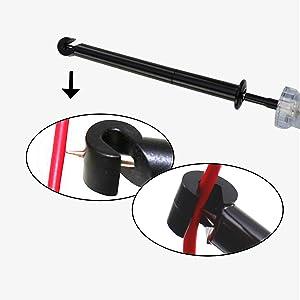 Wire Piercing tester