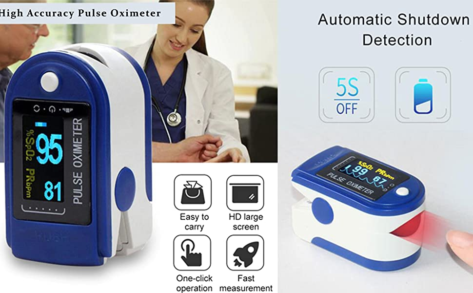 Pulse Oximeters for Doctors