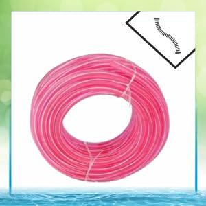 garbnoire PVC Garden Hose Water Pipe with Connector Car/Bike wash