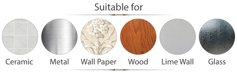 dry surface ceramic metal wall paper wood lime wall glass protector soft sound noise