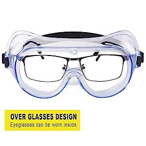fits eyewear