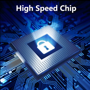 high speed security chip