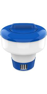 7-inch Floating Chlorine Dispenser