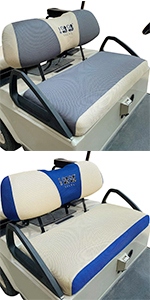 DS Precedent Yamaha Seat Cover