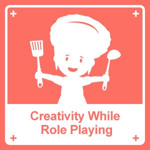 Creativity Kids Kitchen Set