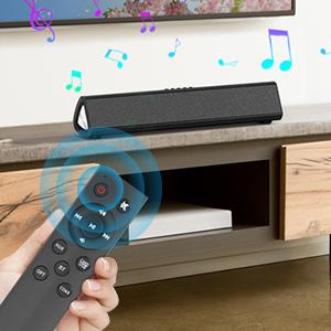Bluetooth Computer Sound Bar Wired Wireless PC Soundbar Speaker