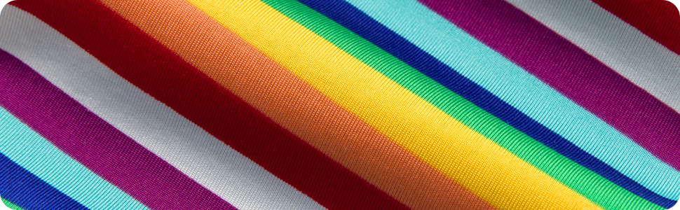 Leggins largos como arco iris ofrecer siempre un toque de alegría en invierno.