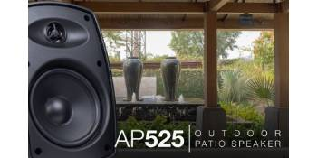 weather resistant outdoor patio speakers