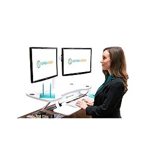 standing desk, electric desk riser, electric desk converter, electric standing desk, whiteboard desk