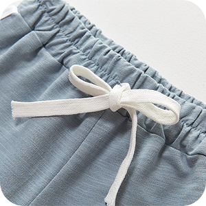 Cintura elastica para ofrecer una ajuste perfecto.