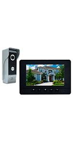 70H-M4 video doorbell