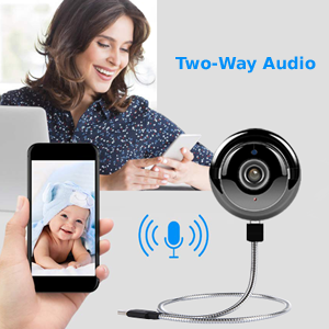 ifitech mini camera, home security camera, cctv camera, ip camera, wireless camera, wifi camera