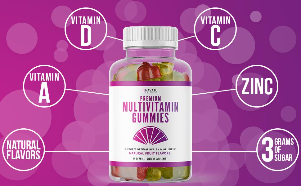 bariatric fusion multivitamin pre natal multivitamin energy gummies teen vitamins
