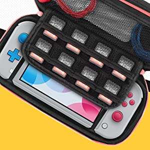 Nintendo Switch Lite Carry Case protection storage
