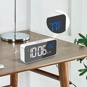 alarm clocks bedside