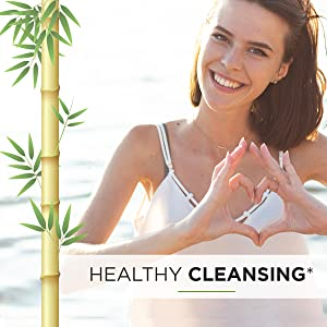 healthy cleansing