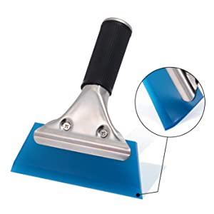 window tint tool cleaning rubber squeegee