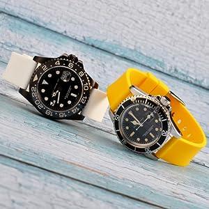 WOCCI 18mm watch strap