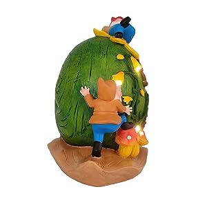 gnome garden decoration