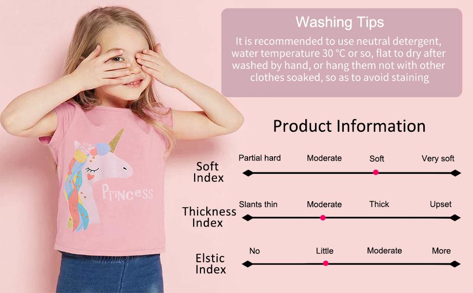 girls pink shirts