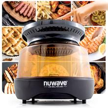Nuwave Primo Preprogrammed Recipes