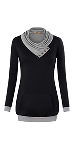 Miusey Womens Pullover