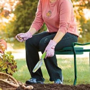 garden tools seat