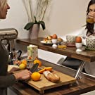 Breakfast Versachop Duo cutting board with containers