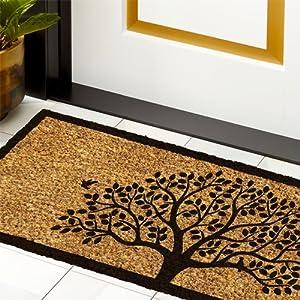 Beautiful Tree Print Doormat