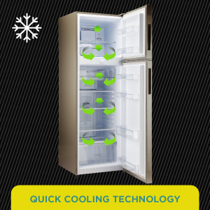 Quick Chill Cooling Technology