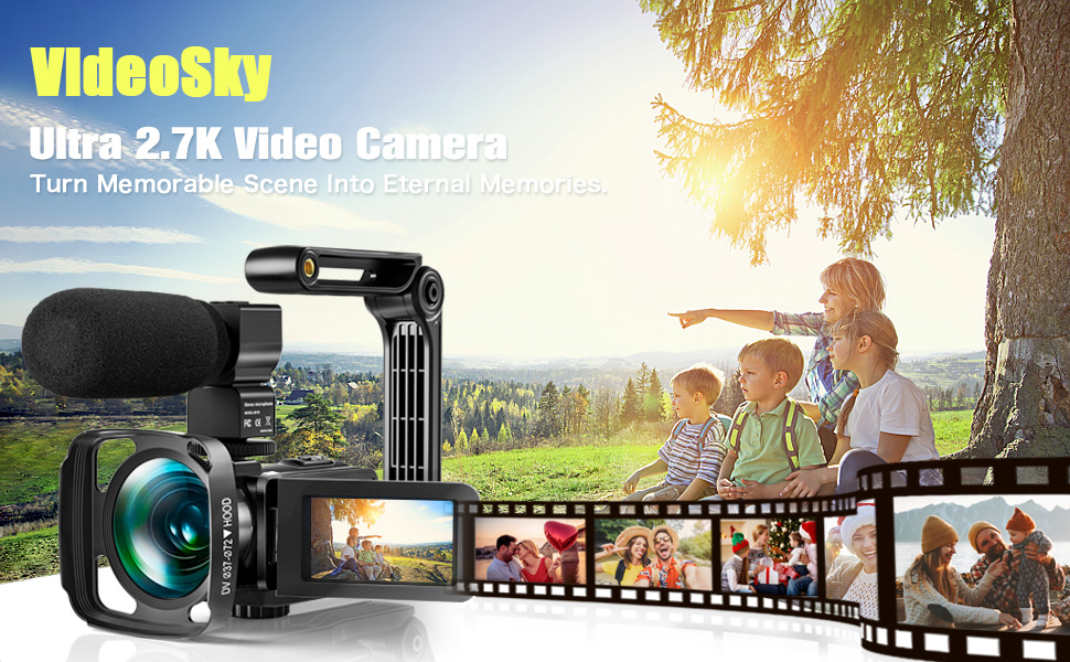 VideoSky Video Camera