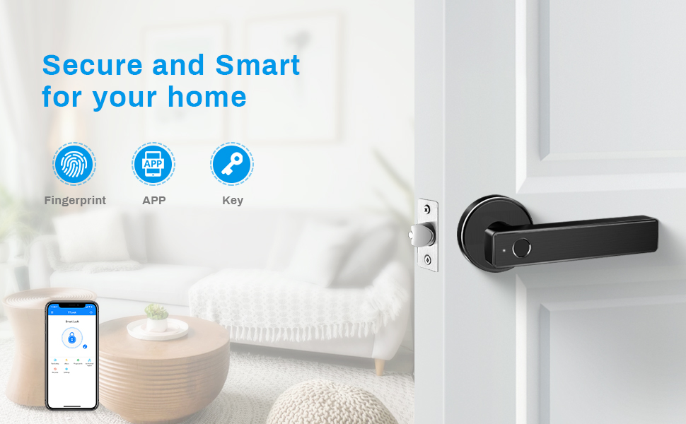 Tiffane Smart door lock