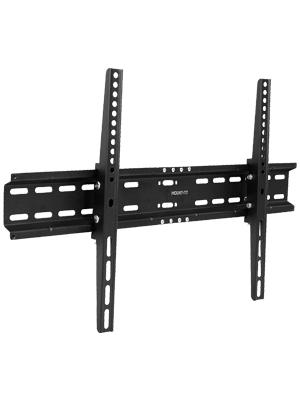 "Mount-It! TV Wall Mount Bracket   Tilting 2"" Low Profile Design Fits Large Flat Screen TVs"