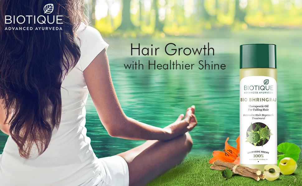 Bio Bhringraj Hair Oil
