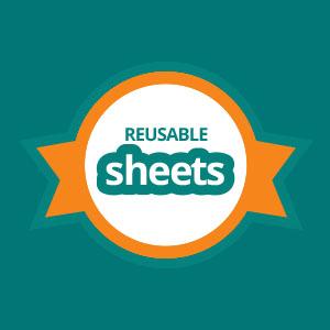 Reusable Sheets