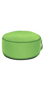 inflatable ottoman outdoor foot rest