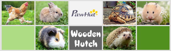large wooden housing house large bunny bunnies two double habitat pet cage guinea pig ferret winter