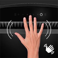 Motion Sensor and Touch Controls