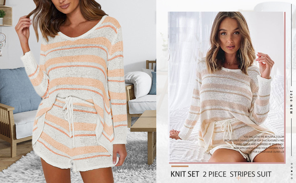 Sweater sets for women