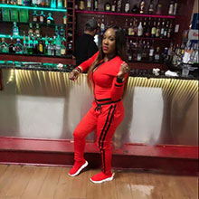 2 piece tracksuits for women