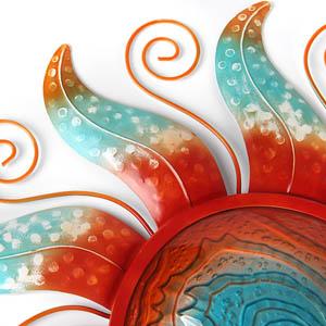 Spa/ß Lebendigkeit Geschenke f/ür Vogelliebhaber YULINGSTYLE Mehrfarbig V/ögel Decoration Bird Series Ornaments Anh/änger Wohnkultur A Glasmalerei Suncatcher Fensterpanel Anh/änger