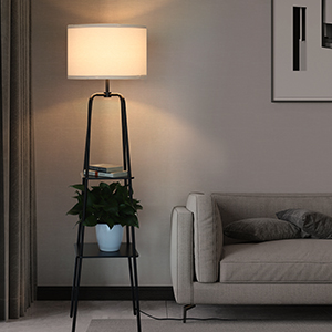 shelf lamps for living room
