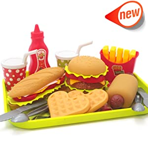 Play Food Pretend green Toy